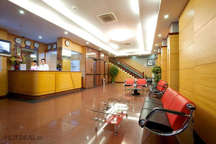 Nhật Thành Hotel 3* - 3N2Đ + Ăn Sáng