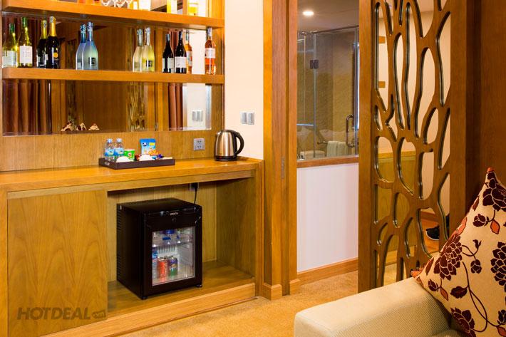 Galina Hotel & Spa 4* 3N2Đ + Vé Tắm Bùn Khoáng Nóng + Massage Body