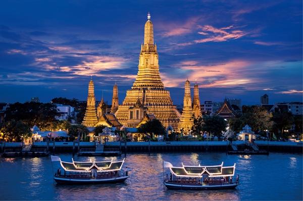 Tour Thailand: Bangkok - Pattaya Gồm VMB 5N4Đ