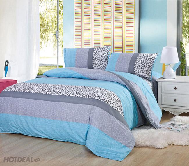 b drap cotton h n h p s c sang tr ng gi r 417641. Black Bedroom Furniture Sets. Home Design Ideas
