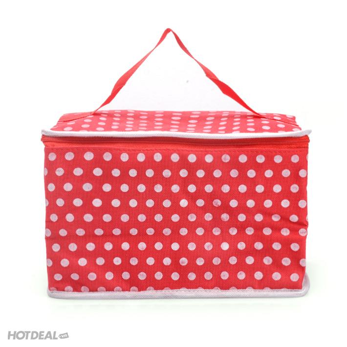 túi giữ nhiệt đa năng giá rẻ 3 hộp đựng thức ăn ikea hộp đựng cơm