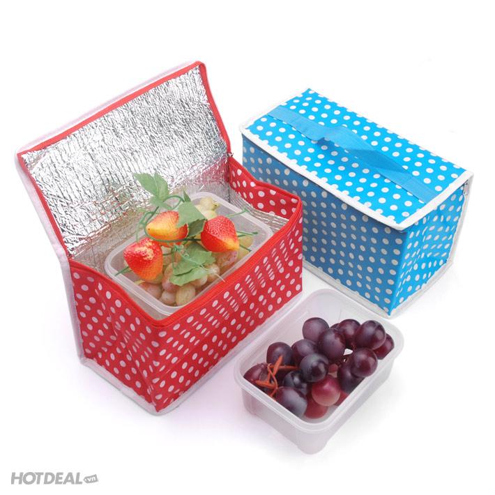 túi giữ nhiệt đa năng giá rẻ 7 hộp đựng thức ăn ikea hộp đựng cơm