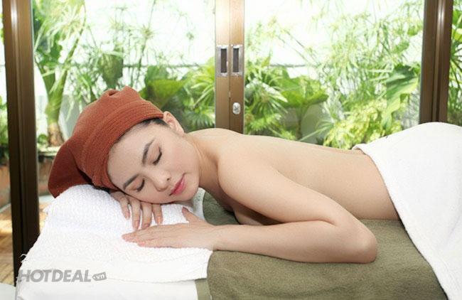 Tắm Trắng Bằng Bùn Non + Massage + Đắp Mặt Nạ Tại Garden Spa