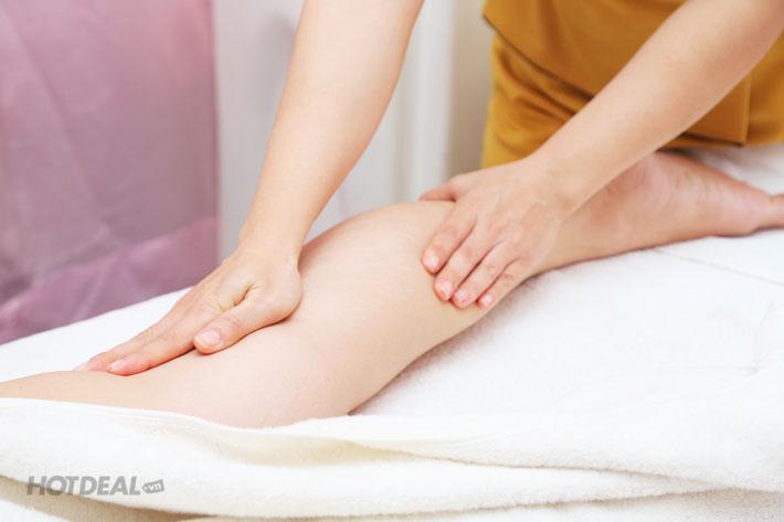 Massage Body, Chăm Sóc Da Mặt - Trọn Gói 6 Dịch Vụ Kết Hợp
