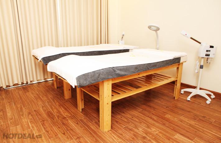 Massage Mặt Trị Nám, Tàn Nhang, Làm Trắng Da Tại Ngọc Thảo Spa
