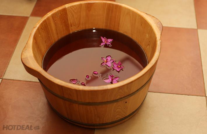 Siêu Khuyến Mãi Dịch Vụ Massage (Kèm Ăn Nhẹ)