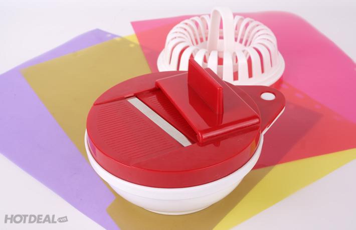 Bộ Dụng Cụ Làm Hoa Quả Sấy Khô Chip Maker