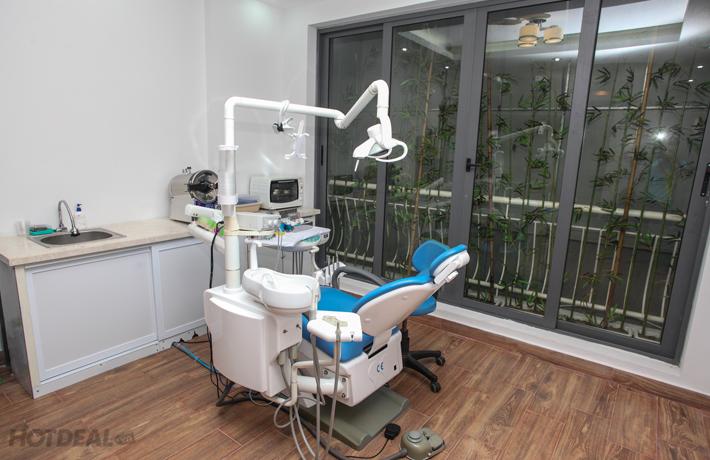 Dịch Vụ Hàn Răng Sâu Trọn Gói Tại Nha Khoa EXCELLENT