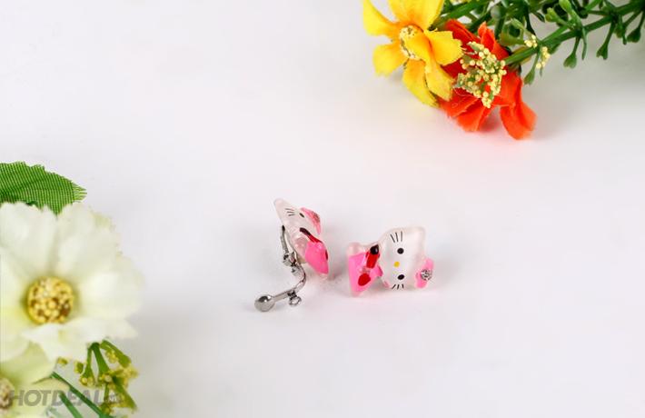 Set Phụ Kiện Thời Trang Hello Kitty