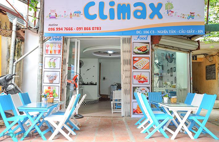 Lựa Chọn 1 Trong 2 Set Ăn Vặt Hấp Dẫn Tại Climax