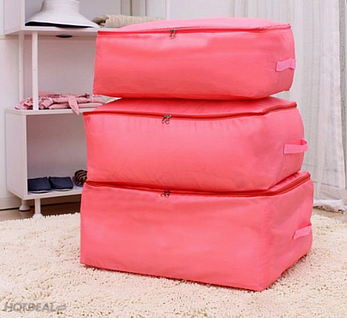 Bán buôn túi đựng quần áo chăn màn du lịch giá rẻ hcm 2