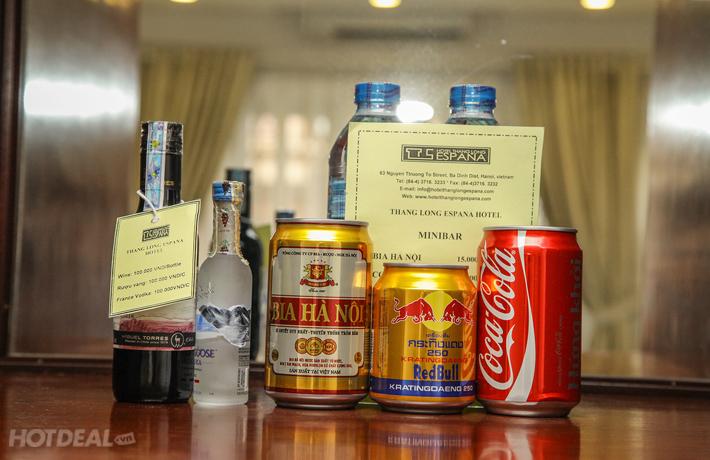Phòng Deluxe Khách Sạn Thăng Long Espana 3*