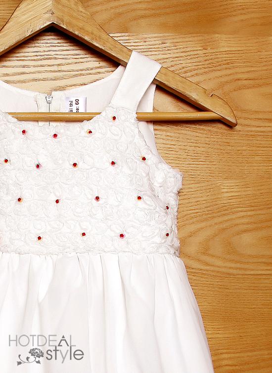 Váy Công Chúa Cho Bé Yêu