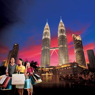 Tour Malaysia - Singapore 4N3Đ Gồm Vé Máy Bay Khứ Hồi