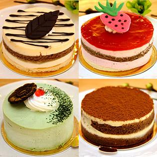 Combo Bánh Snow Angel + Hộp Cookies/ Mousse/ Cupcake – Lafeve tại Hồ Chí Minh