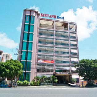 Khách Sạn Kiều Anh Vũng Tàu 2N1Đ + Buffet Sáng Buffet