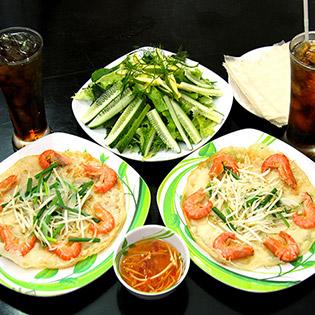 Combo Cho 2 Người Tại Quán Ăn Quy Nhơn tại Hồ Chí Minh