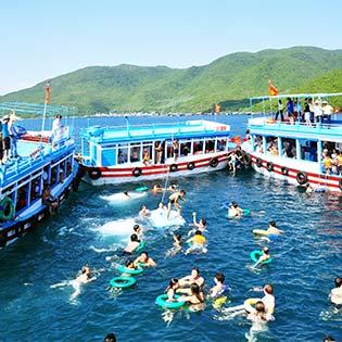 Tour Nha Trang Diamond Bay - Gồm Vé Vinpearl Land KS 3* 3N3Đ tại Hồ Chí Minh