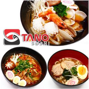 Thưởng Thức Mì Ramen Cực Ngon Tại Tano Sushi – Nhập Khẩu 100% Nhật Bản tại Hồ Chí Minh