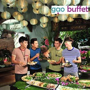 Buffet Trưa – NH Gạo Buffet – Áp Dụng Cả Cuối Tuần (Kh�
