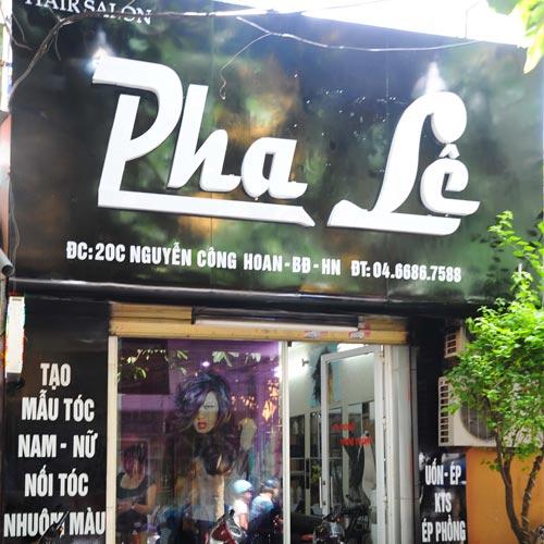 Lung Linh Tóc Xinh - Tặng Tinh Dầu Dưỡng - Salon Tóc Pha Lê
