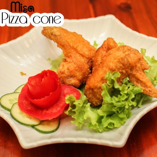 Set Ăn Đồ Ý Cho 2N Tại Misa Pizza Cone