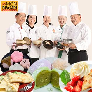 01 Trong 05 Lớp Học Làm Bánh Âu, Nhật Tại Tạp Chí Món Ngon VN