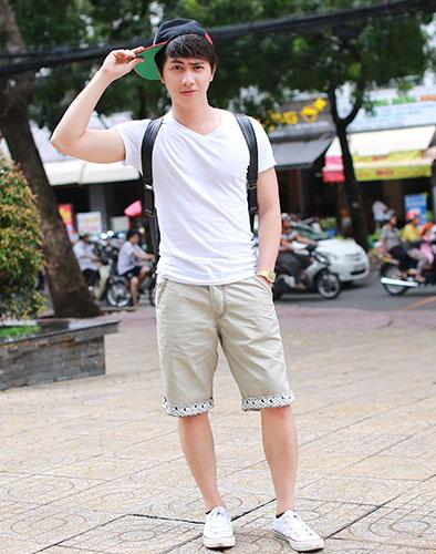 Quần Short Nam B.KYA 002