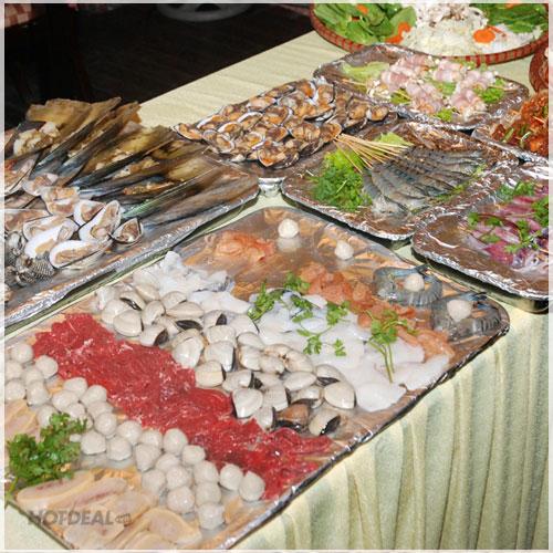 Buffet Tối Cuối Tuần 80 Món Tại Nhà Hàng Trà My
