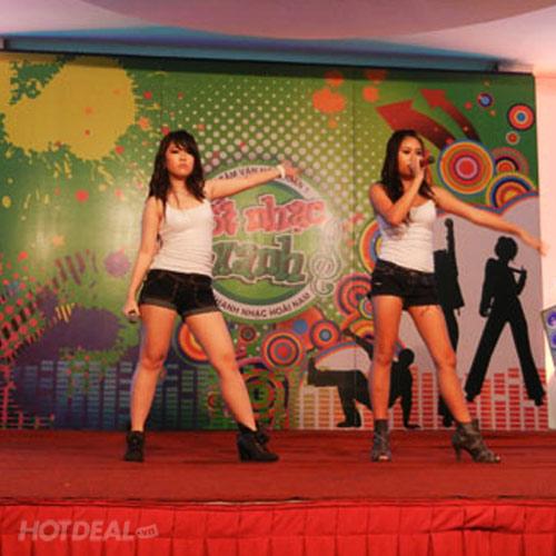 Lớp Thanh Nhạc Cơ Bản 3 Tháng Tại Trung Tâm Thanh Nhạc Hoài Nam