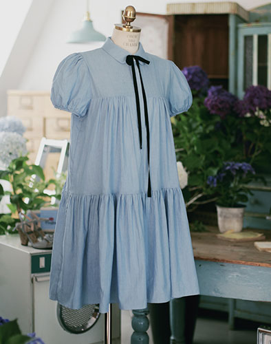 Đầm Mode Phong Cách Mùa Thu