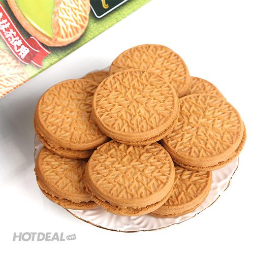1 Hộp Bánh Quy Trà Xanh + 10 Hộp Kẹo Minicola – Nhập Khẩu Nhật