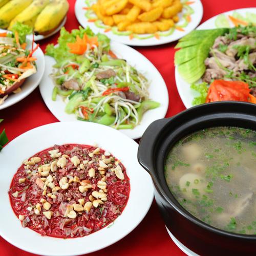 Set Vịt Trời Đang Bay Cho 4 Người – NH Hồ Trung Kính