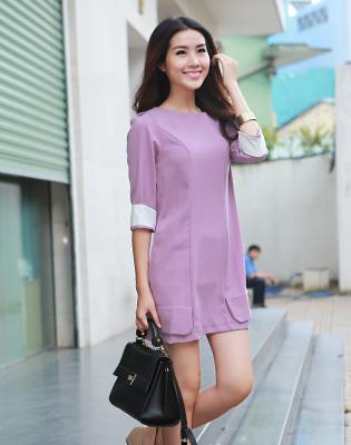 Đầm Suông Hàn Quốc Cao Cấp tại Hồ Chí Minh