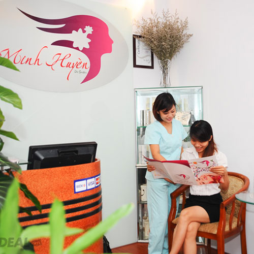 Gói Massage Toàn Thân  Aroma Hoặc Thụy Điển Tại  Minh Huyền Spa