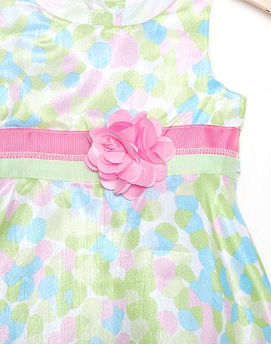 Đầm Hoa Kiểu Pháp Cho Bé