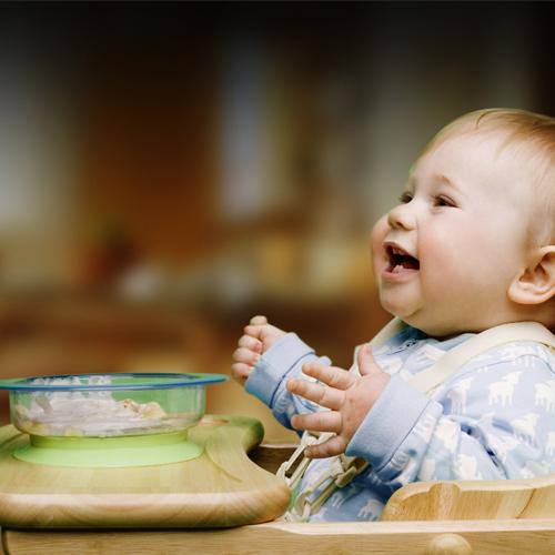 Bộ Đồ Ăn Em Bé Bằng Tre Chính Hãng MORIITALIA ( 5 Món)