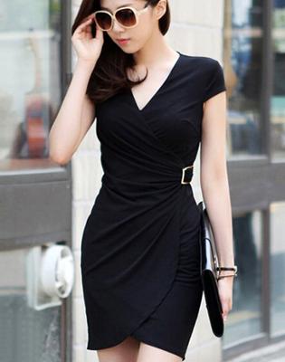 Đầm Công Sở Cách Điệu
