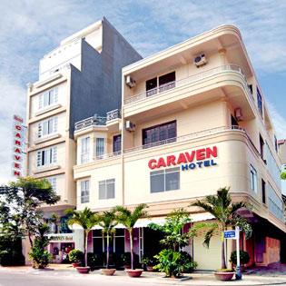 Khách Sạn Caraven Đà Nẵng 2N1Đ Không Phụ Thu Cuối Tuần