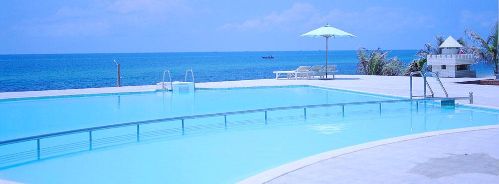Peaceful Resort 4* + Trọn gói 3 bữa ăn/ngày cho 2 khách