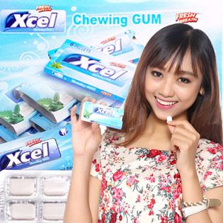 Combo 2 Hộp Chewing Gum Xcel