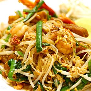 Set Món Ngon Thái Lan Dành Cho 2 Người Tại Nhà Hàng Thái Taste