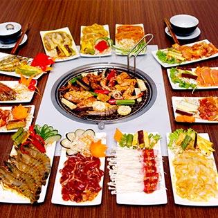 Buffet Nướng Lẩu Tại Thai Restaurant