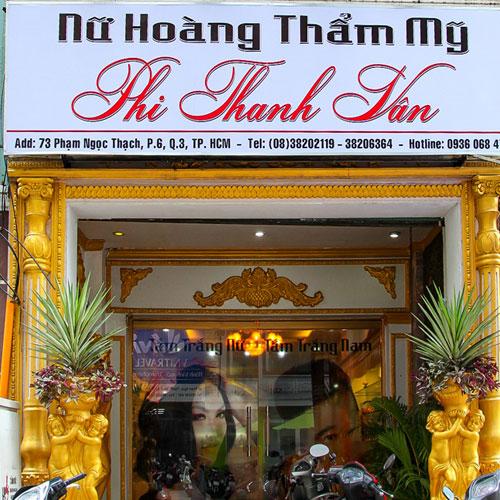 Tắm Trắng Da Công Nghệ Cao Phi Thanh Vân
