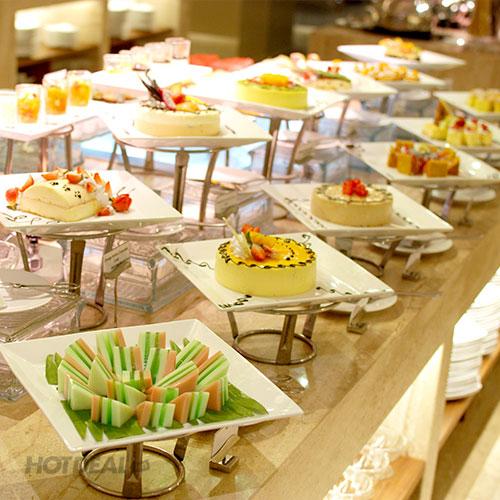 International Buffet Tối T7 & CN Tại KS Liberty Central Saigon Riverside 4*