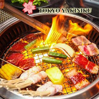 Buffet Nướng, Lẩu & Sushi Tokyo Yakiniku - Vincom Bà Triệu
