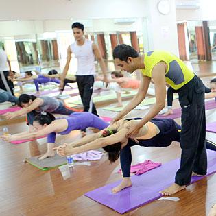 Khóa Học Yoga 1 Tháng Tại CLB Thế Giới Xanh