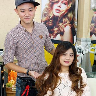 Nhuộm/ Duỗi/ Uốn/ Bấm Xù Trọn Gói Tại Hair Salon Thái Châu tại Hồ Chí Minh