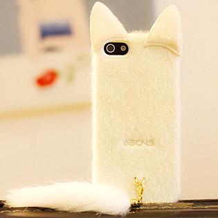 Ốp Lưng Mèo Ngộ Nghĩnh Cho iPhone 5/ 5S tại Hồ Chí Minh