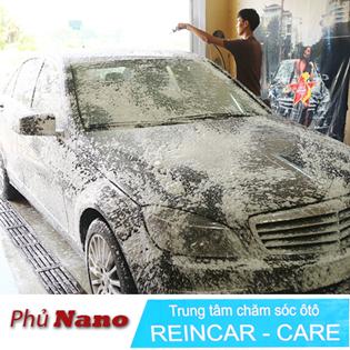 Phủ Nano Xe Máy, Ô Tô Tại Rein Car Care